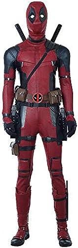 Glam Cos Dead Pool 2 Kostüm für M er, Ryan Reynolds