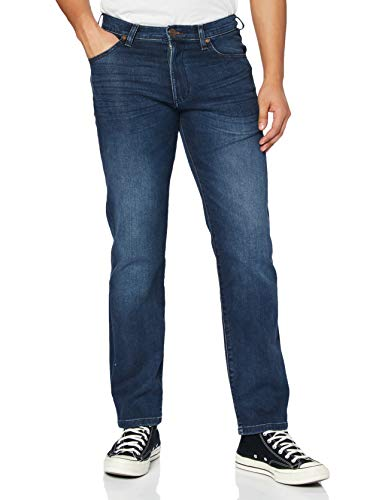 Wrangler Herren ARIZONA Jeans, Blau (Blue), W40/L32