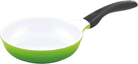 Apta para inducci/ón y lavavajillas Especialmente Adecuado para Crepes o Huevos fritos. Sart/én de 28 cm de Sophia con Doble Revestimiento de cer/ámica Ligera y Grande