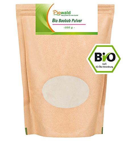 BIO Baobab Frucht - 500g Pulver