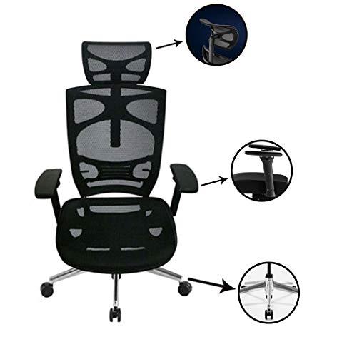 Stoelen bureaustoel hometrainer ergonomische computerstoel huisleuning taillesteun technische bureaustoel gaming stoel meubilair