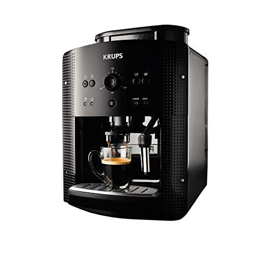 Krups Automatic Coffee Machine 1.8 Litre 15 bar, CappuccinoPlus Nozzle Black