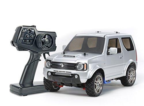 Tamiya Dickie 300057888–1 : 10 RC XB Suzuki Jimny jb23 MF-01 X, Fonction de modèle et Accessoires