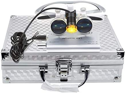 3.5X 420mm Working Distance Many popular brands Surgical 5% OFF Binocular Optical Loupes Gl