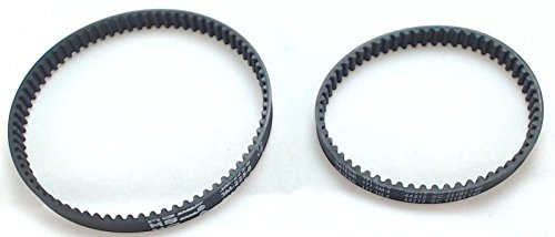 Bissell ProHeat 2X Belt Set (203-6688 & 203-6804) - Genuine by Bissell