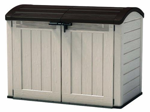 Keter Store It Out Ultra Universalbox für Fahrräder, Mülltonnen und Sonstiges