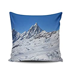 Size: 18x18 inches, Printed on double sides. (The beautiful pattern is two sides) Benefits: Extremely breathable and hypoallergenic. Hidden zipper design makes the pillowcase hold the pillow perfectly Big opening and longer zipper allow you to easily...