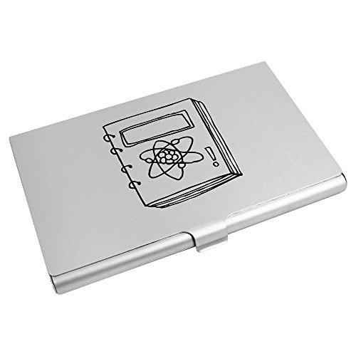 Azeeda 'Wissenschaftsbuch' Visitenkarten-etui (CH00005957)