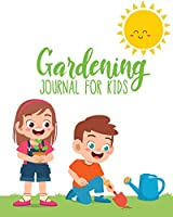 Gardening Journal For Kids