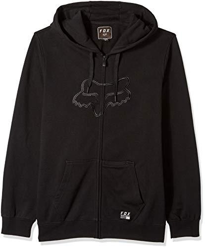 Fox Tracer Zip Fleece Black