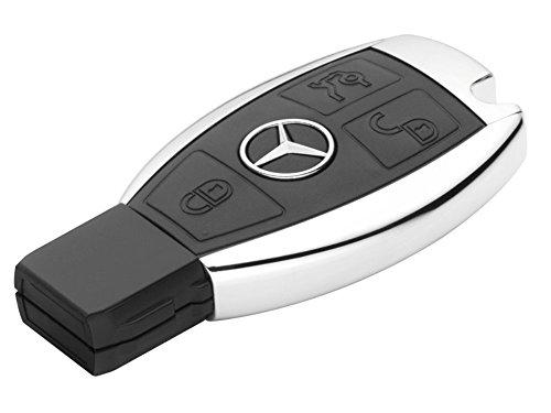 Mercedes Benz Daimler Schlüssel Autobschlüssel 4 GB 4GB USB Computer Stick Flash Drive Gadget 2.0 NEU