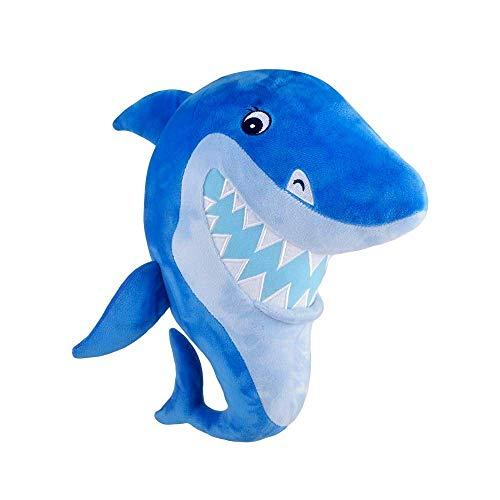 Fymmm`shop Peluche 10Cm Baby Blue Shark Peluche