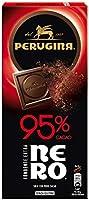 Perugina Nero Tavoletta di Cioccolato Fondente con 95% di Cacao ;85 g