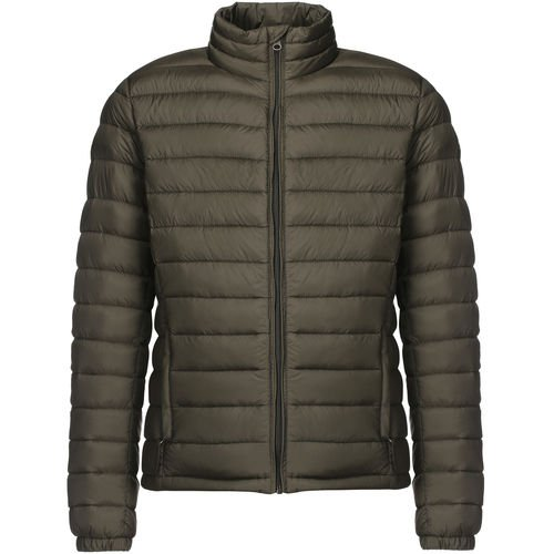WOOLRICH WOCPS2377 Sundance Jacket Piumino Light Summer Military Brown (XXL, Military Brown)