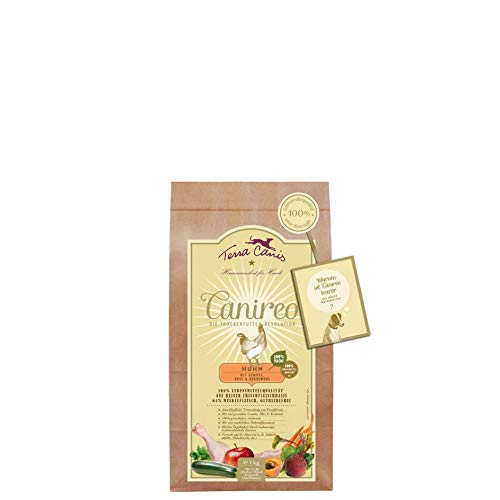 Canireo: Trockenfutter – Huhn I 1 kg