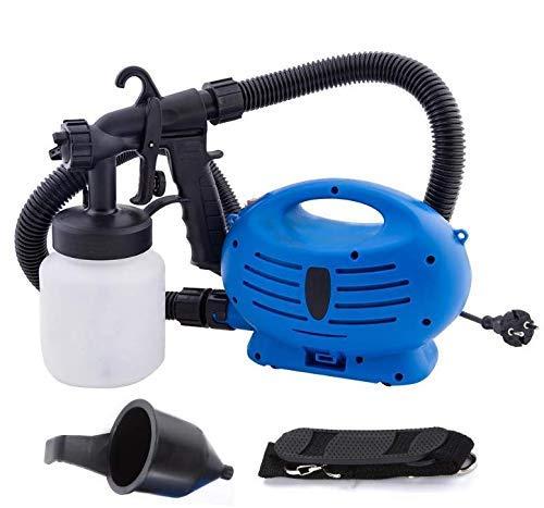 WLT Electric Paint Spray Gun air Compressor Professional Airbrush HVLP for Paint Automotive airless Sprayer Paint Pistol Power Tool