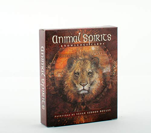 Animal Spirits Knowledge Cards™: Paintings by Susan Seddon Boulet