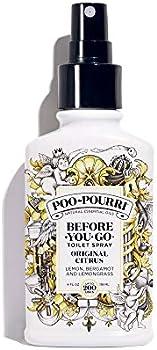 Poo-Pourri Original Citrus Scent Toilet Spray 4 Oz