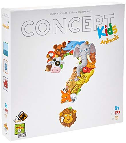 Concept Kids Galápagos Jogos
