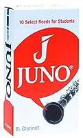 Vandoren Juno JCR013学生Bbクラリネットリード(10個入り)