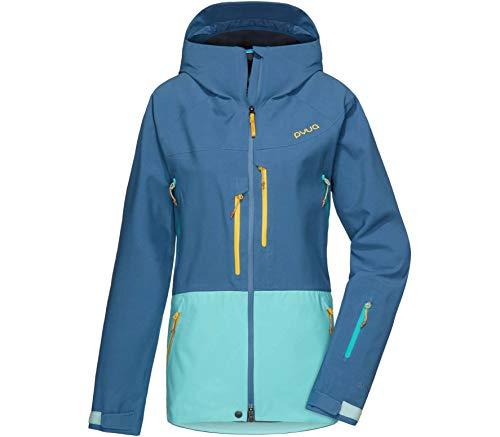 PYUA Damen Source Jacke Skijacke Wintersport Jacke