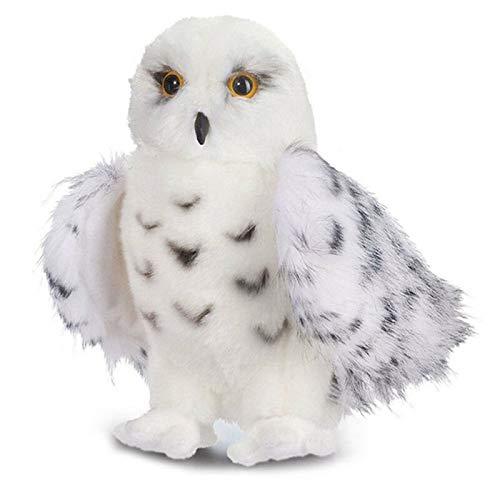 Juguetes de peluche de animales Búho de peluche de juguete animal de peluche regalos para niños adultos HP Hedwig Potter búho