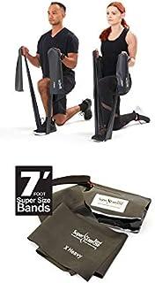Flat Resistance Bands. Super Exercise Band