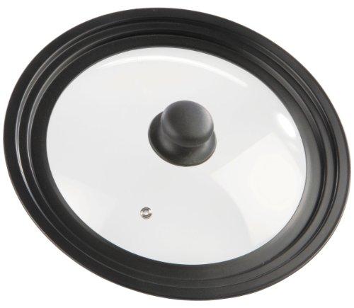GSW 411400 - Tapa universal de 24 - 28 cm, Metal (aluminio), vidrio