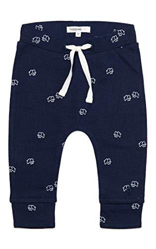 Noppies Baby-Unisex Pants Comfort Hose besonders weichem Material Gummibund und Tunnelzug (Navy (166), 62)