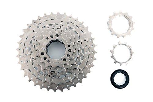 MSC Bikes csmsc91142Cassette, Grigio, 9V 11–42