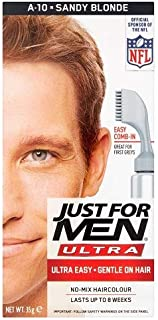 Just For Men Ultra No Mix Hair Colour, Sandy Blonde A10