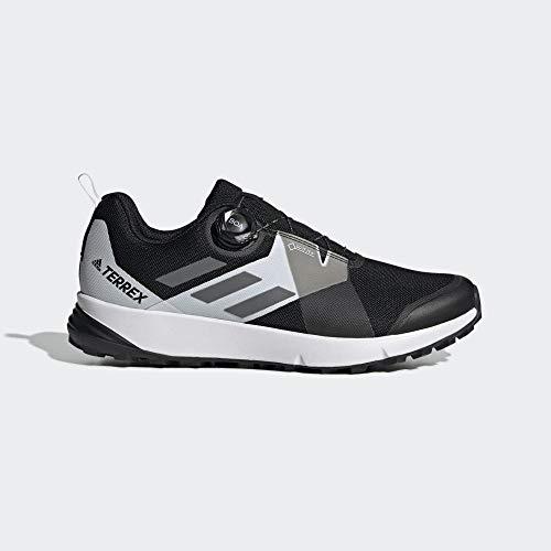 adidas Herren Terrex Two Boa GTX Fitnessschuhe, Schwarz (Negbás/Gricua/Ftwbla 000), 46 EU