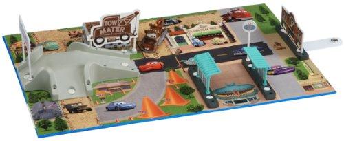 Disney Cars Tomica Play Map Radiator Springs (japan import)