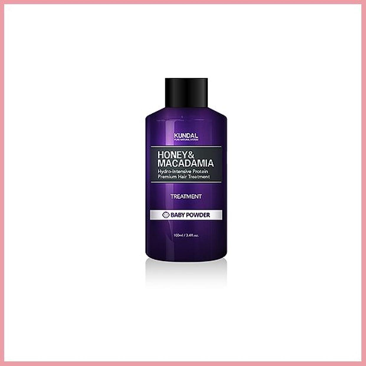 束連鎖スイ[KUNDAL/クンダル] Kundal Premium Hair Treatment 100ml [2017年韓国満足度1位][TTBEAUTY][韓国コスメ]