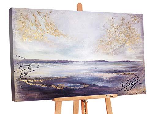 YS-Art Premium | Cuadro Pintado Mano Distancia mar