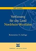 Verfassung fuer das Land Nordrhein-Westfalen: Kommentar