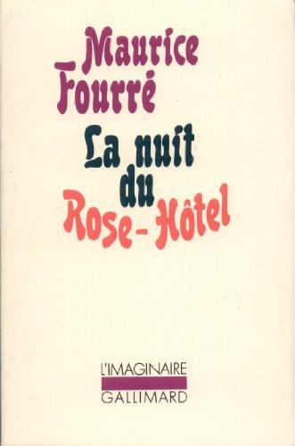 La Nuit du Rose-Hôtel