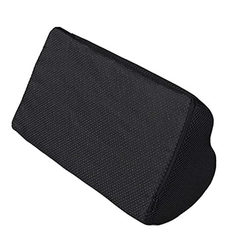 JONJUMP Práctica almohada de pies relajante cojín apoyo pie pie pie pie pie taburete para oficina trabajo viaje reposapiés masaje
