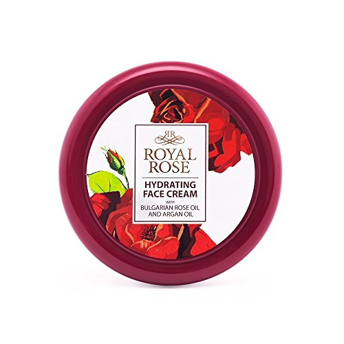 Befeuchtend Gesichtscreme Royal Rose 100ml