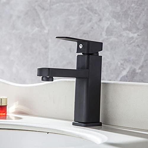 Zinklegering handfat kran installation handfat bänkskiva rostfri, korrosionsbeständig och luktfri badrumskran varm och kall filterkran
