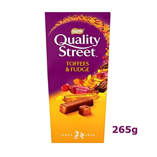 Quality Street Toffee & Fudge Chocolate Box