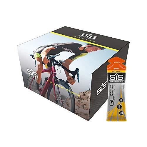 Science in Sport Go Isotonic Energy Gel Orange, 35 Einheiten, 35 x 60 ml