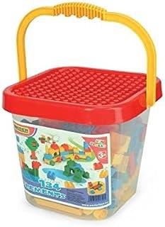 Wader Mini Blocks Set in a Big Bucket (134-Piece)
