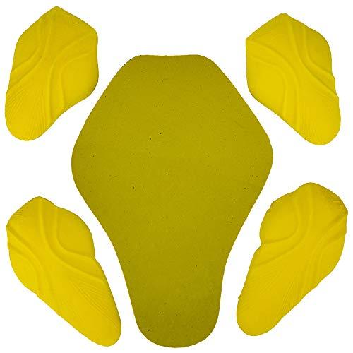 Broken Head Protektoren Set incl. Rückenprotektor, Schulterprotektoren und Ellenbogenprotektoren