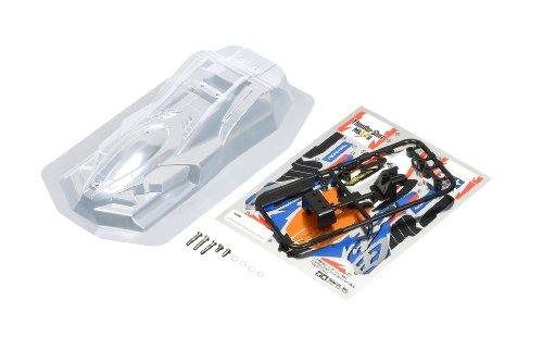 Mini 4WD Limited Edition - Thunder Shot Mk.II Clear Body Set