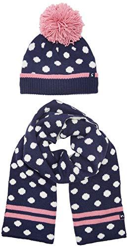 Conjunto de gorro, bufanda y guantes Snowy Girl de Joules