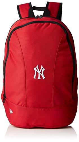 New Era Rucksack NE Stadium Backpack, Red/White, 44 x 30 x 24 cm, 30 Liter, 11189728