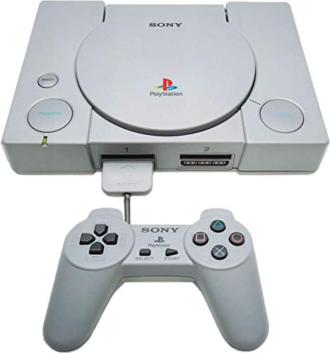Sony Original Playstation One Console (Renewed)