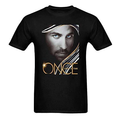 Proud & Co. Mens Once Upon A Time Hook Art Printed T Shirts