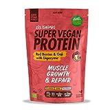 Super Vegan Protein - Red Berries & Goji con Digezyme